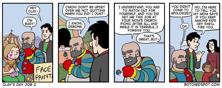Olav's Day Job 2