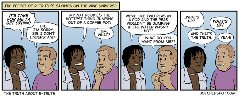 The Truth About R-Truth