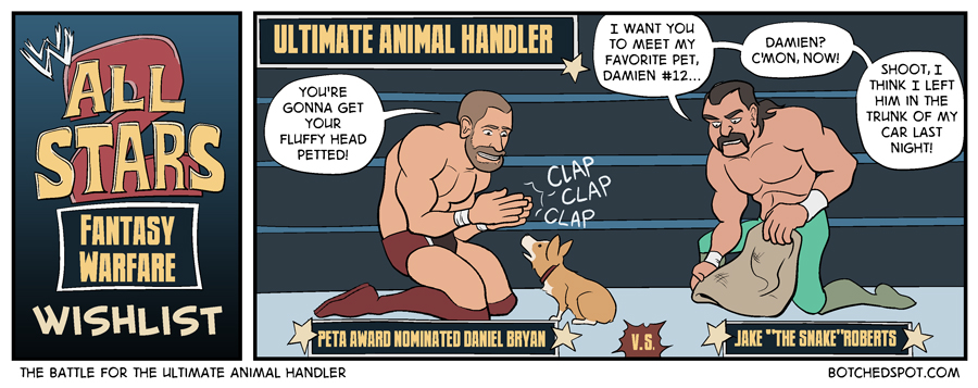 The Battle for the Ultimate Animal Handler