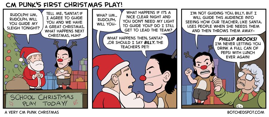 A Very CM Punk Christmas!