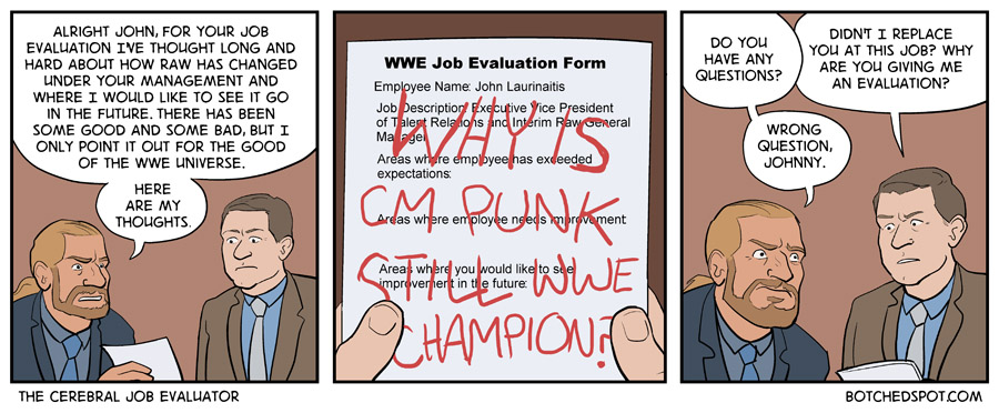 The Cerebral Job Evaluator