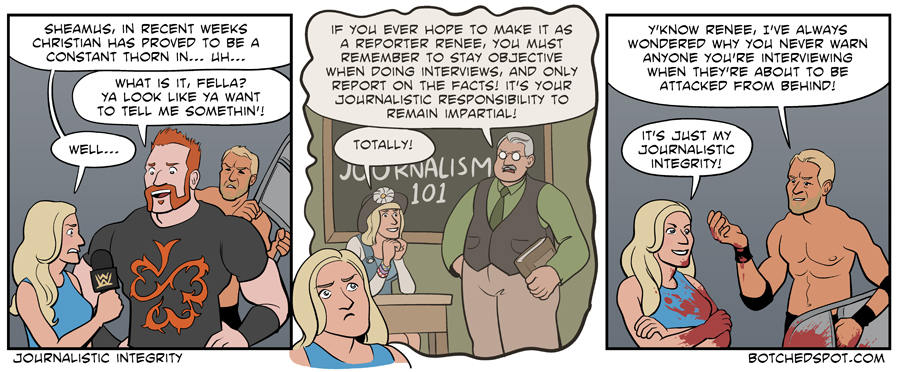 Journalistic Integrity