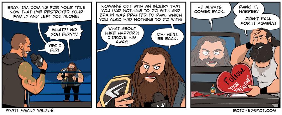 Wyatt Family Values