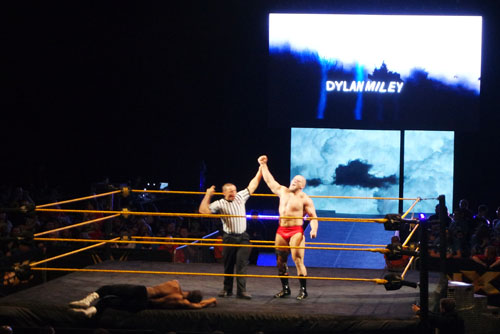 NXT Dylan Miley