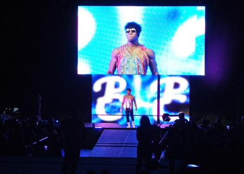 NXT Patrick Clark