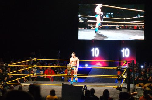 Tye Dillinger NXT Title