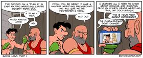 Latest Over Like Olav Comic Thumbnail