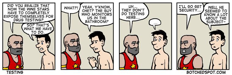 Testing-