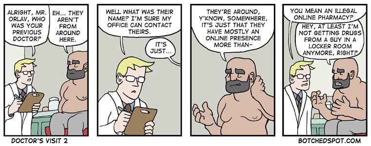 Doctor's Visit 2