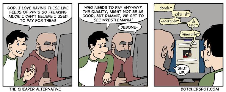 The Cheaper Alternative