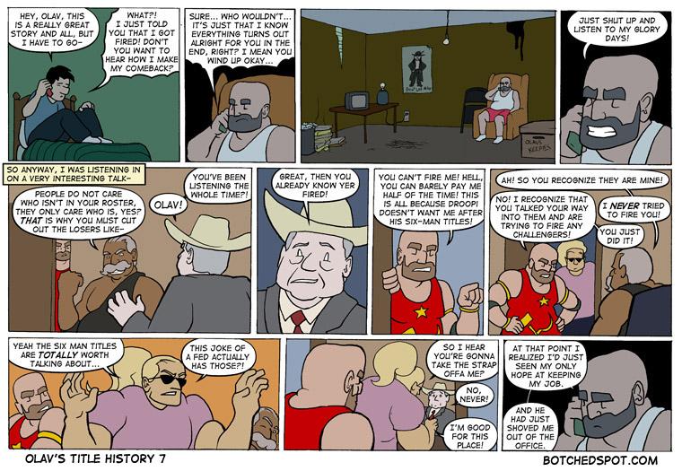 Olav's Title History 7