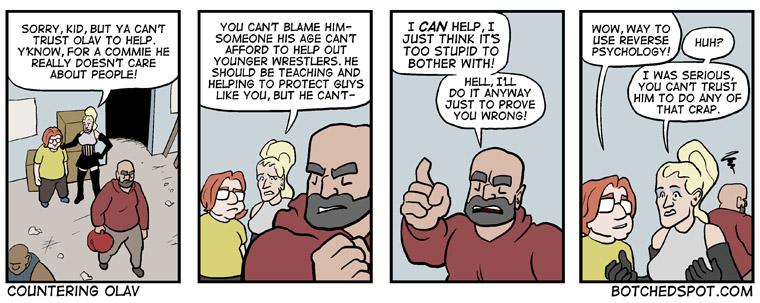 Countering Olav