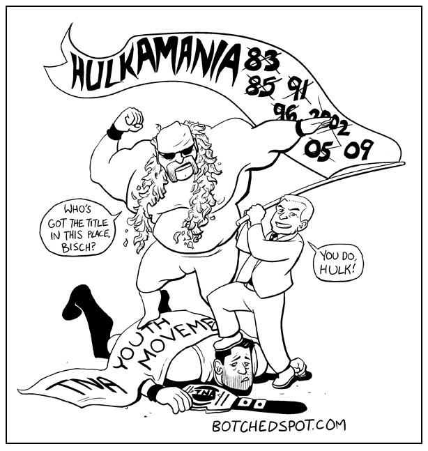 Hulkamania Again