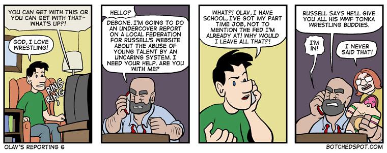 Olav's Reporting 6