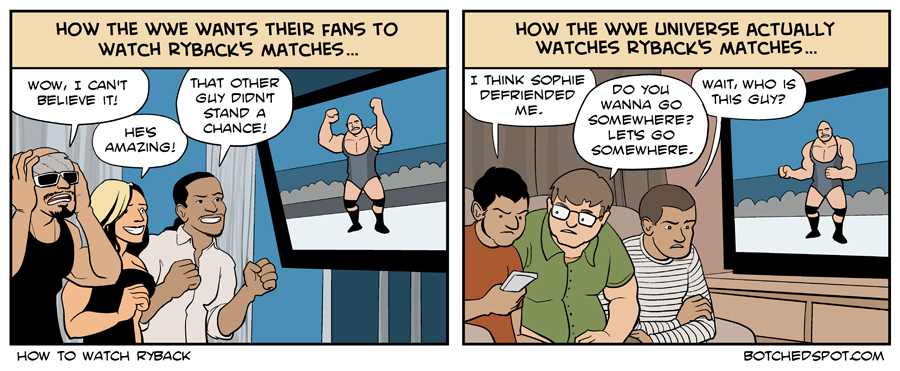 How to Watch Ryback