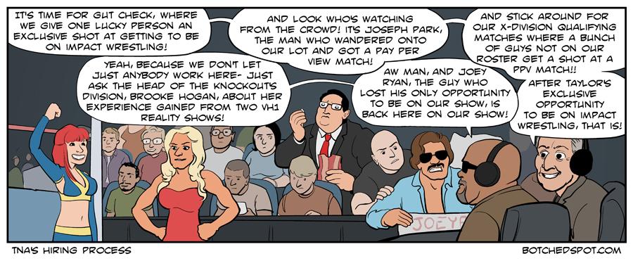 TNA's Hiring Process