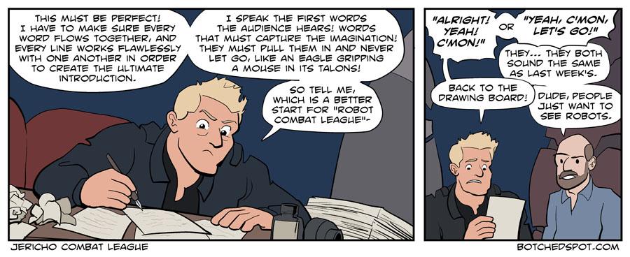 Jericho Combat League
