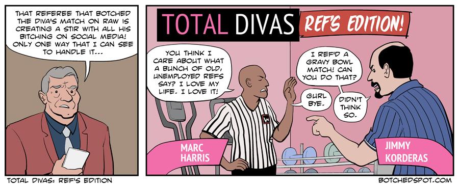 Total Divas: Ref's Edition