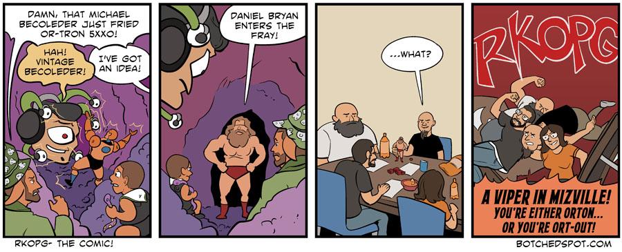 RKOPG- The Comic!