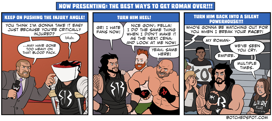 The Best Ways to Get Roman Over