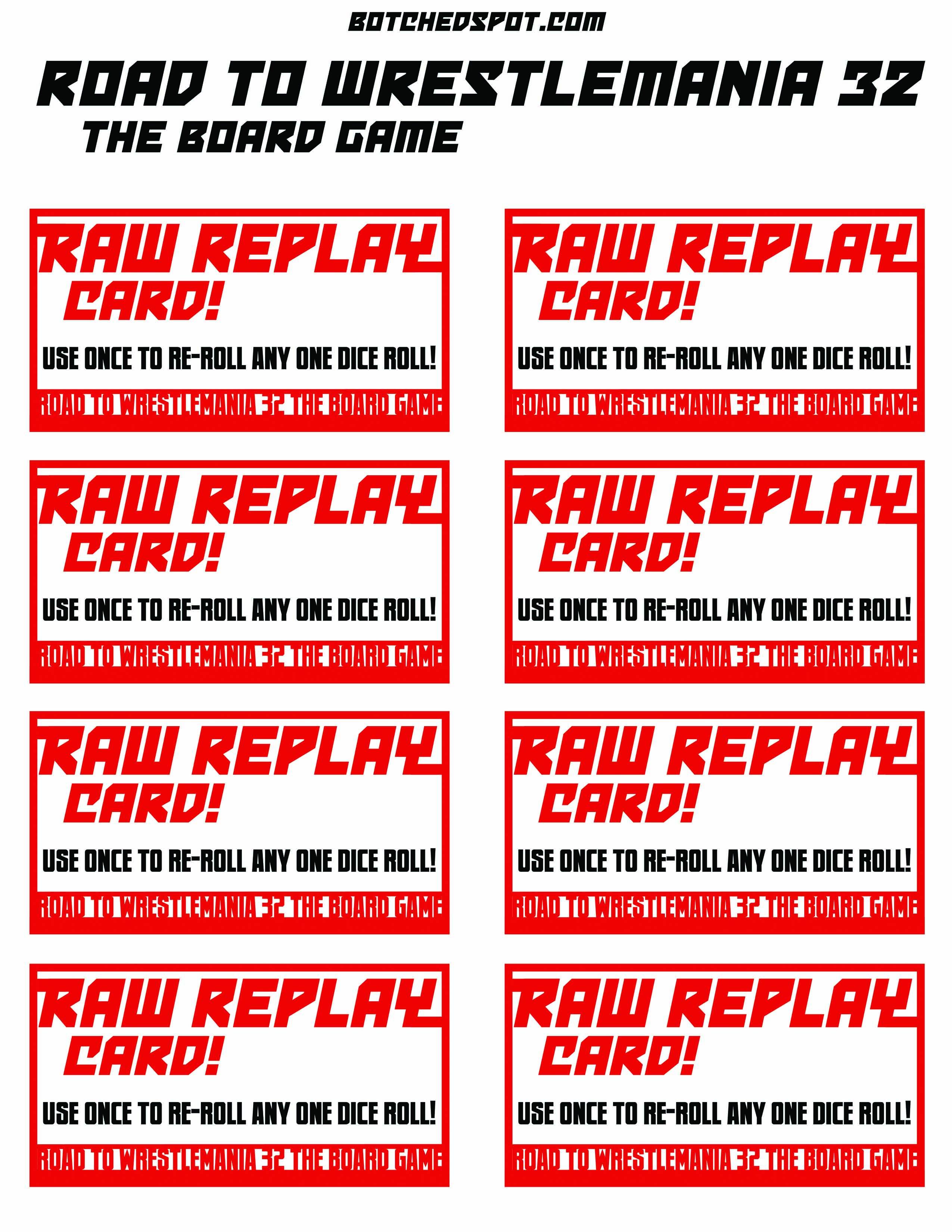 rawreplaycards