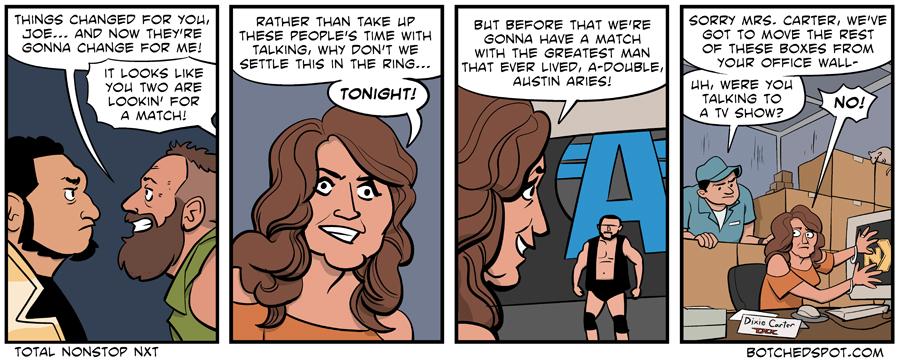 Total Nonstop NXT
