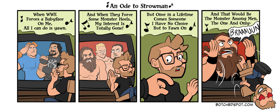 An Ode to Strowman