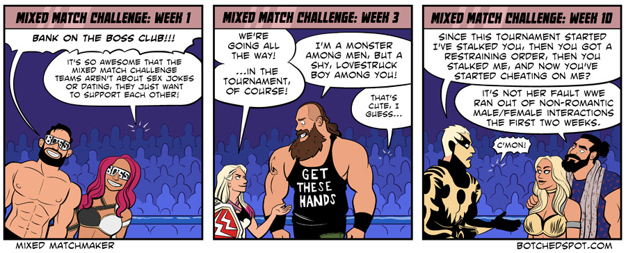 Mixed Matchmaker